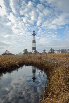 north carolina - Bodie Island lighthouse