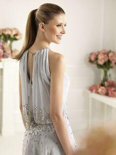 Modelo Cairo: Pronovias vestidos de fiesta {avance colección 2013}
