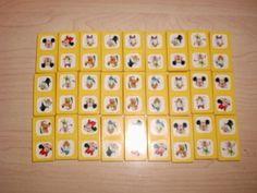 Seven Fires' Potato Dominoes