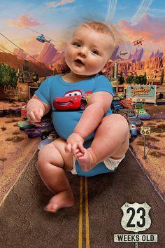 weekly photo 23 - Pixar's Cars