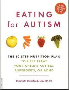 """OT Pinner says, """"This is a great book for anyone with children!  Your child doesn't have to have a developmental disability to benefit greatly from this nutritional information."""""""