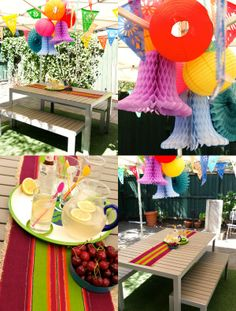My Mexican Fiesta Christmas - great styling for Cinco de Mayo as well
