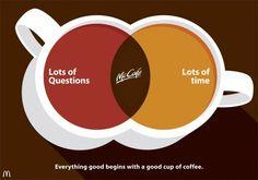 McDonald's McCafé: Lots of Questions (TBWA)