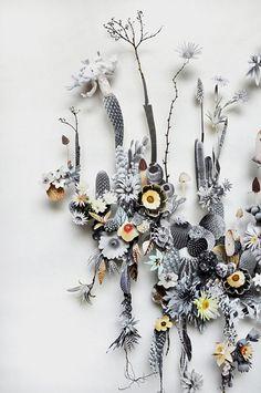 flower construction / anne ten donkelaar.