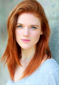 Ygritte from Game of Thrones played by Rose Leslie // Hermosaa!