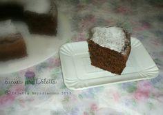 Ciambella al cioccolato, ricetta dolce