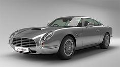 A New Classic: David Brown Speedback GT