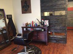Barber Shop Kalamazoo : Hair salon decorating on Pinterest Hair Salons, Salons and Decals