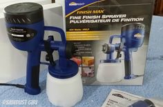 Paint Sprayer Giveaway!