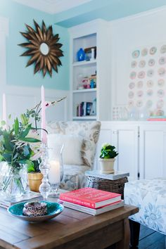 House of Turquoise: pretty details