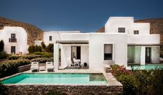 Anemi Hotel, Greek I