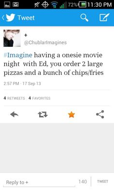 Ed imagine ~Why can't this happen please? :(