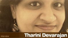 """Introducing to you an amazing person, Tharini Devarajan who describes herself as - """"Writing is my heartbeat. Reading, my passion. God, my life force. My children, my hope. My friends, my cheer. My husband, the wind beneath my wings! The rest of my interests flow from this fountain of inspiration!"""".     So without wasting any more time, Do read this very interesting interview about life, blogs, family and more."""