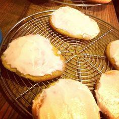 Palets des dames - Puck Ladies #cuisine #food #faitmaison #homemade #patisserie #palet #biscuit #yummy #eating #cooking #french #foodpic #foodgasm #instafood #instagood #français #dessert #sucré