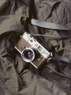 Leica M6.