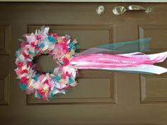 wreath, grand daughter