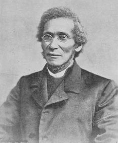 Daniel Alexander Payne (b.1811 – d.1893) was an American bishop, educator, college administrator and author. He became the sixth bishop of the African Methodist Episcopal Church (AME) (1852–1893) and was a major shaper of it in the 19th century. He was one of the founders of Wilberforce University in Ohio in 1856. In 1863 the AME Church bought the college; chosen to lead it, he became the first African-American president of a college in the United States and served in that position until 1877.