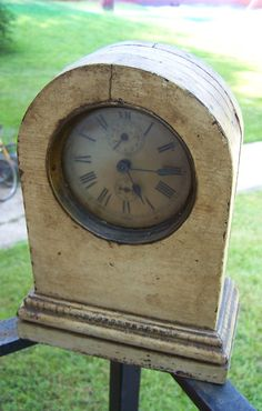Antique 4 square clock, Made in Germany Lot A1 Edit item   Reserve item  $185.00 DISCOUNTS