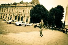 Gay Paris...literally I think!