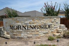 Welcome to the Morningside Subdivision located in Austin Texas
