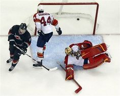 Canes Sweep Panthers, Lose Ward