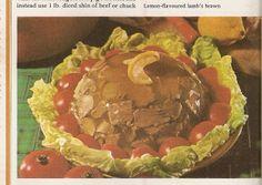 Lemon. Flavored. Lamb's. Brain.  Excuse me *ralllllllph.....*