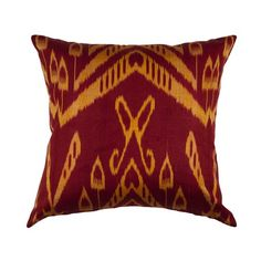 I pinned this Nurek Pillow from the Bohemian Chic event at Joss and Main!