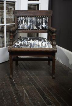 Original Photo Chair via Old Village Hall