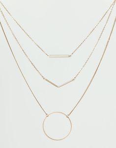 geometr necklac