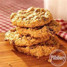Oatmeal Honey Cookies from Pillsbury® Baking
