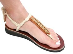 Sseko // Rectangle Mojave Accessory, to add to my already beautiful sandals!