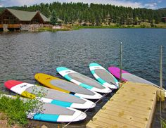 The WildLife: Stand Up Paddleboarding