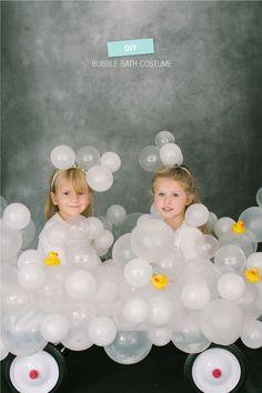 diy costumes, bath costum, kid costumes, diy halloween costumes, bubbles, children costumes, halloween kids, bubble baths, bubbl bath