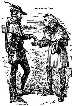 Robin Hood & His Merry Men  Sherwood Forest  Serafini Amelia  Robin Hood