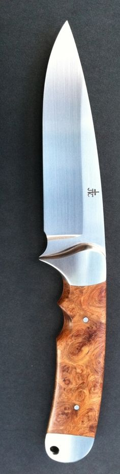 Custom Camp Knife