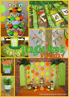 Jungle Book birthday