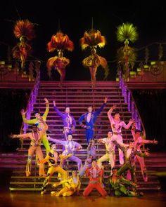 The Quite Amazing Viva Elvis by Cirque du Soleil Show