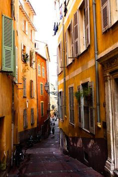 Old Nice, South of France