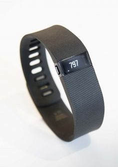 The Fitbit charger i