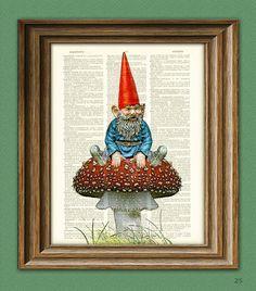 Gnome sweet gnome.