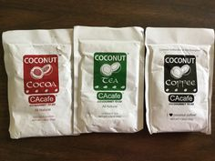 Free CAcafe Coconut