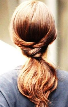 How to Create a Simple & Cute Hairstyle