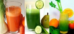 Seven Juices Perfect for Spring - REBOOT your life  from the Fat, Sick and Nearly Dead documentary