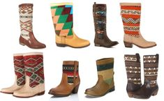Must have all the Navajo boots...
