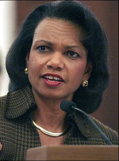 Condeleeza Rice great speaker at GOP convention!,