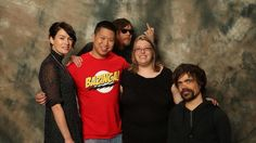 Walking Dead Star Photobombs Game of Thrones Fans with Killer Headshot