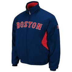 Boston Red Sox Authentic Triple Peak Road Premier Jacket $134.99