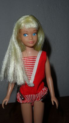 Skipper - Barbie's Little Sister