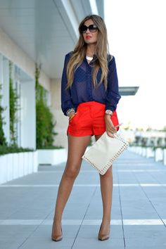 Incredible Trend For This Season – Short Pants