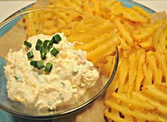 Super Bowl Party Dip: Loaded Baked Potato